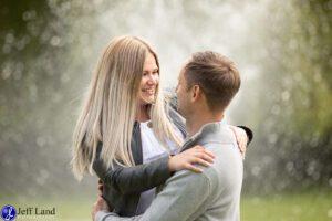 Fantastic pre-wedding shoot at Billesley Manor