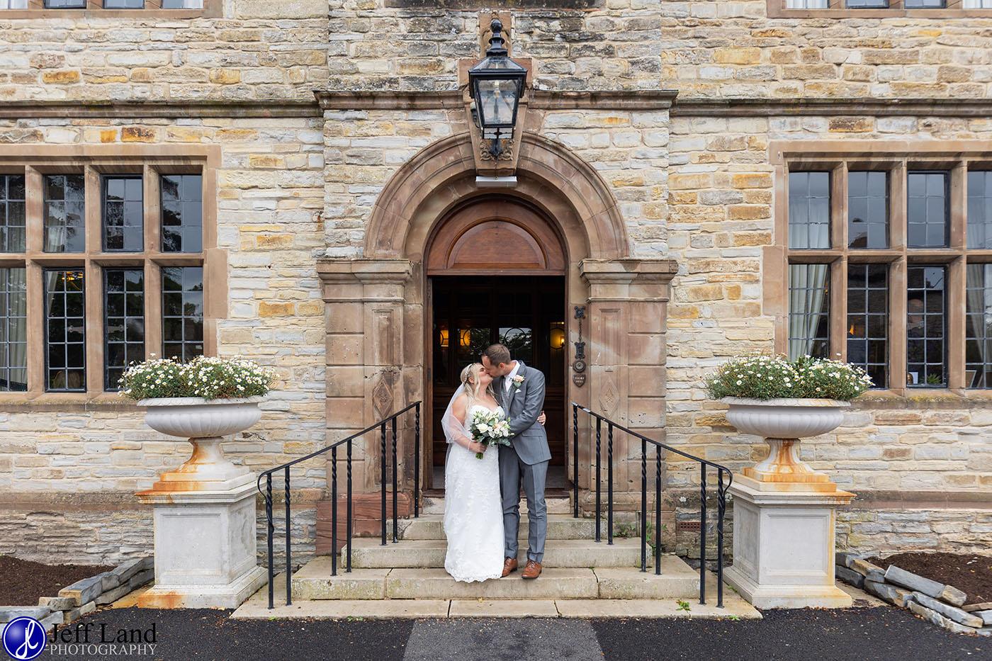 Billesley Manor Bridal Photo