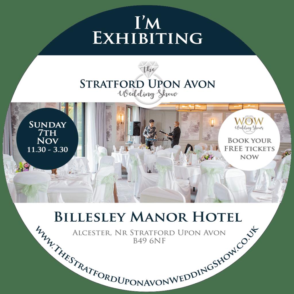 Billesley Manor Wedding Showcase